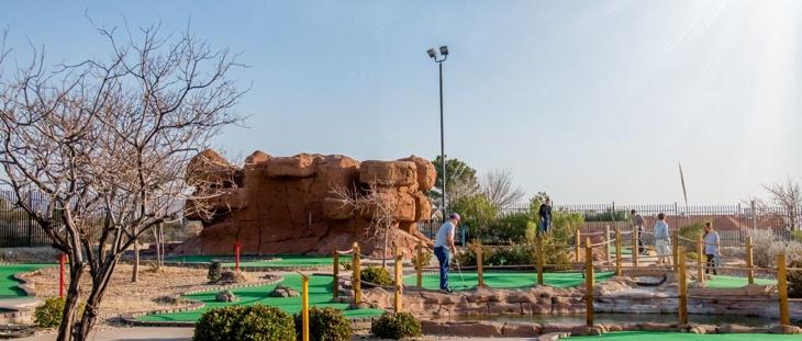 Adventure Zone | Golf Course